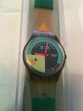 Original Uhr SWATCH Nosewheelie (GN115)-Swiss Made-NEU/OVP+neue Batterie-UNISEX