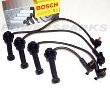 FORD Puma 1.7i 06.97-04.00 BOSCH IGNITION CABLES SPARK HT LEADS B805