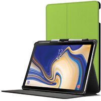 Samsung Galaxy Tab S4 10.5 Case | Smart Cover Stand Galaxy Tab S4 T830 | Green