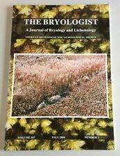 The Bryologist Volume 107 Number 3 Fall 2004 (U2410D)