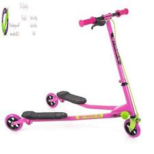 Yvolution Y Fliker Air A1 Swing Wiggle Scooter | Three Wheels Drifter For Boys A
