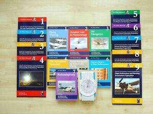 Pooleys Air Pilot's Manuals PPL (7 Books), Pooleys PPL Exam Revision (9 Books) 7