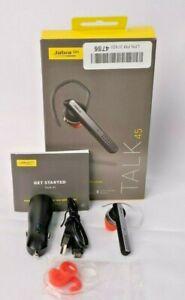 Jabra Talk 45 Bluetooth In-Ear Headset with Siri/Google Assistant - Black