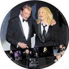 "12"" Maxi 45t Sylvie VARTAN & Johnny HALLYDAY Live PICTURE DISC EDITION LIMITEE"