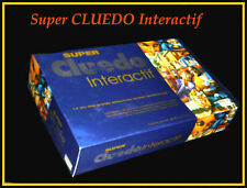 🕵️‍♂️ SUPER CLUEDO INTERACTIF