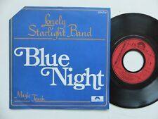 """LONELY STARLIGHT BAND Blue night  7"""" France DISCO"""