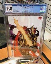 CGC 9.8 Justice League Odyssey 5 Terry & Rachel Dodson Variant DC Comics