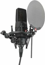 SE Electronics X1 Vocal Mike Condenser Mike with Accessories Windscreen Holder