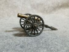 MF Co. 1/29 Scale Civil War Cannon. Brass and Cast Iron.