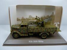 BL41U atlas IXO 1/43 Blindés WW2 : OPEL Blitz Kfz 305 mitrailleuse Allemagne
