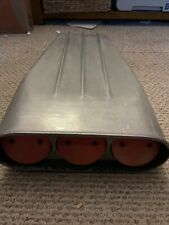 Vinatge Tunnel Ram Air Scoop 20x12x45 Ratrod Hot Rod Race Carburayed