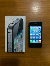 Apple iPhone 4s iOS 6 (rare) - 16GB - Black (Unlocked) A1387 (CDMA + GSM)
