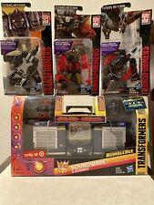 Soundwave Bumblebee Greatest Hits + Titans Return Rumble, Ravage & Laserbeak LOT