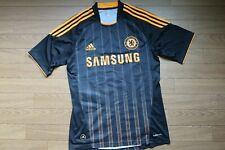 Chelsea 100% Original Jersey Shirt 2010/2011 Away S Good Condition [2160]