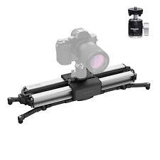 Zeapon Micro 2 Plus Adjustable Speeds 360°Capacity-4.5kg Camera Slider +Tripod