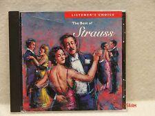 *CD The Best of Strauss / Listener's Choice Vol #7