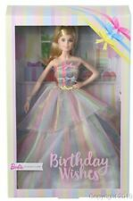 2019 Birthday Wishes Barbie Doll GHT42 IN STOCK NOW!