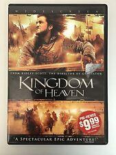 Kingdom of Heaven (DVDs) Orlando Bloom, Eva Green, Liam Neeson, Martin Hancock