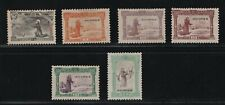 Portugal - 1895 Azores - Saint Anthony - Short Set - Mng