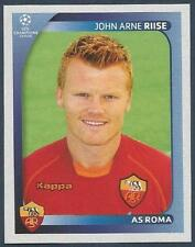 PANINI UEFA CHAMPIONS LEAGUE 2008-09- #456-ROMA/NORWAY-LIVERPOOL-JOHN ARNE RIISE