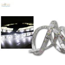 (9,79€/m) LED Lichtband 2,4m kalt-weiß IP44 12V Streifen Band Stripe flex Leiste