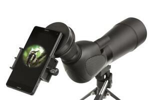 Dörr Universal Smartphones Fotoadapter SA-1 für Spektive Digiscoping