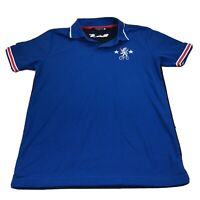 Chelsea Fooball Club CFC Original Brand Polo Shirt Size Medium