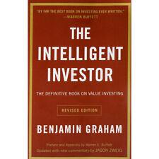 The Intelligent Investor:Book on Value Investing by Benjamin Original