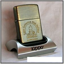 ZIPPO Collectors Club Holland zcch memberlighter 2006