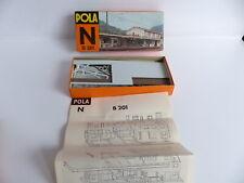 "POLA N - B 201;. MAQUETTE A CONSTRUIRE GARE ""REICHENBACH"""