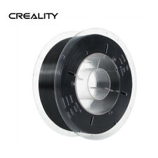 Creality 1kg/2.2lb 1.75mm PLA Filament For Ender 3 CR-10S Pro 3D Printer Black