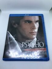 American Psycho* uncut version*(Blu-Ray2009) Christian Bale Reese Witherspoon
