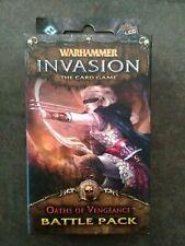 Warhammer Invasion LCG Oaths Of Vengeance battle pack - Eternal War Cycle