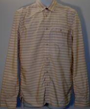 DIESEL MULTI COLOR STRIPED L/S DRESS SHIRT. DSL6237C4