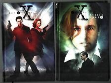 LOT COMICS VO ¤ THE X-FILES CLASSICS VOLUME 1-2 ¤ 2013 IDW
