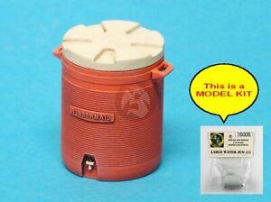 Special Ops 1/16 120mm Rubbermaid 10Gal Cooler Large Water Jug [MODEL KIT] 16008