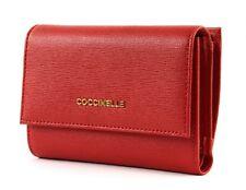 COCCINELLE Borsa Metallic Saffiano Flap Wallet