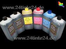 6 1 L pfi102 pfi-102 pfi-104 Ink Encre pigment Canon imagePROGRAF ipf650 ipf655