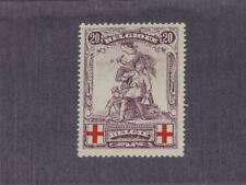 Belgium Scott# B30, Mint Light Hinge