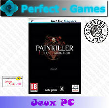PAINKILLER HELL ET DAMNATION PC DVD Games jeux PC neuf new sous blister
