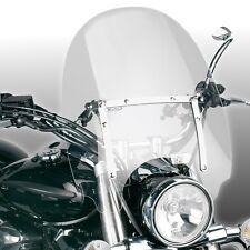 Motorrad Windschutzscheibe Puig Daytona III für Chopper, Custom, Cruiser