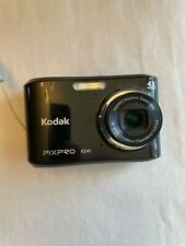 Kodak PIXPRO FZ41 16 MP Digital Camera - Black