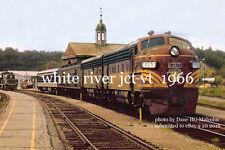 Boston & Maine RR  4265 White River Jct Vt  1967  b