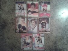 BOBBY ORR UPPER DECK NATIONAL HOCKEY CARD DAY LOT  BOSTON BRUINS   8 CARDS