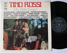 TINO ROSSI (LP 33 Tours)  LA BELLE EPOQUE
