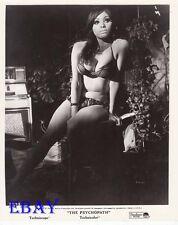 Carmen Dene busty leggy VINTAGE Photo The Psychopath