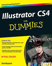 Illustrator CS4 for Dummies by Ted Alspach (Paperback, 2008)
