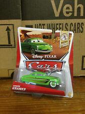 Disney Pixar Cars Edwin Kranks Green Retro Radiator Springs MONMC HTF RARE