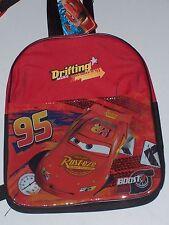 Pixar Cars Backpack/Rucksack - red