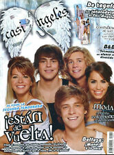TEEN ANGELS - CASI ANGELES RARE Magazine Argentina March 2008 #12